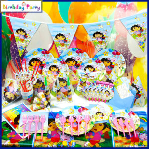 Party supplies photo from aliexpress.com