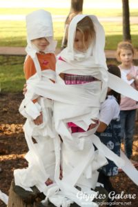 mummy-wrap