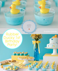 rubber-ducky-yellow-blue-1st-birthday-party-via-karas-party-ideas-www-karaspartyideas-com_